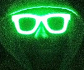 Glowing Glasses Hack