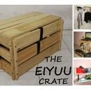 The Eiyuu Crate: a Multifunctional Storage.