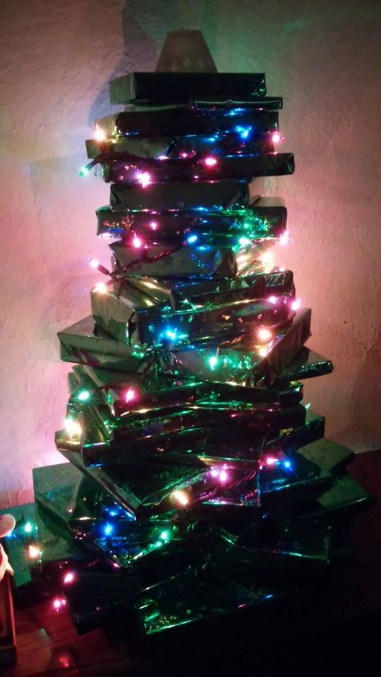 Picture of Alternative Holiday Tree