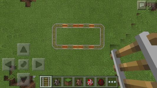 Minecraft PE: Mob Rollarcoaster