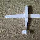 Foam Board Glider