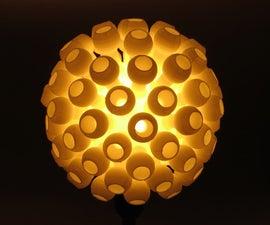 Anemone Lampshade