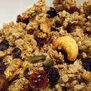 Simple & Healthy Granola