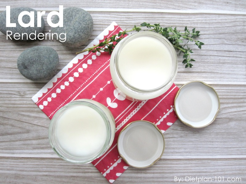 Picture of Rendering Your Own Lard at Home