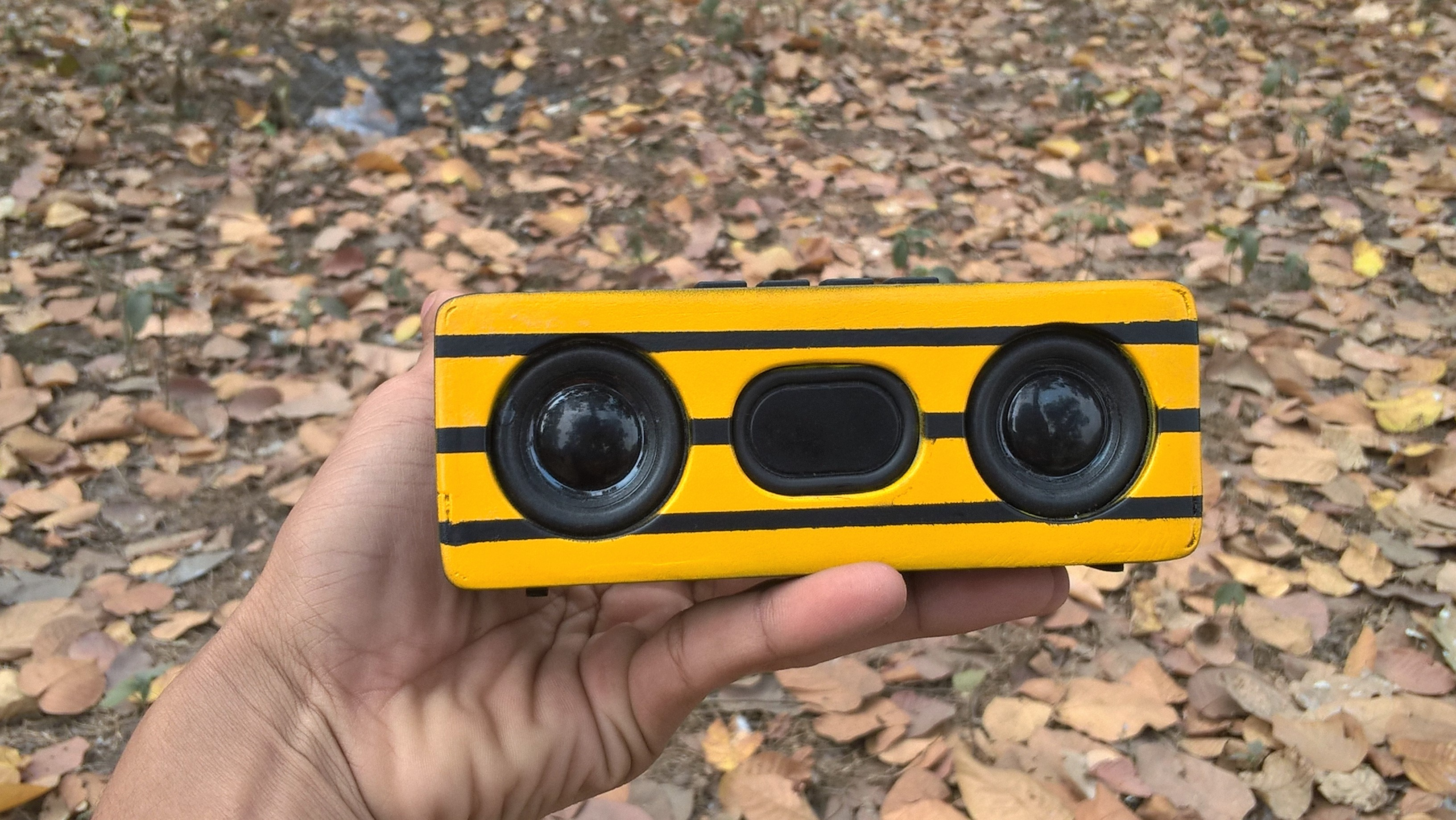 Picture of DIY Mini Bluetooth Speaker (BoombeAt :)