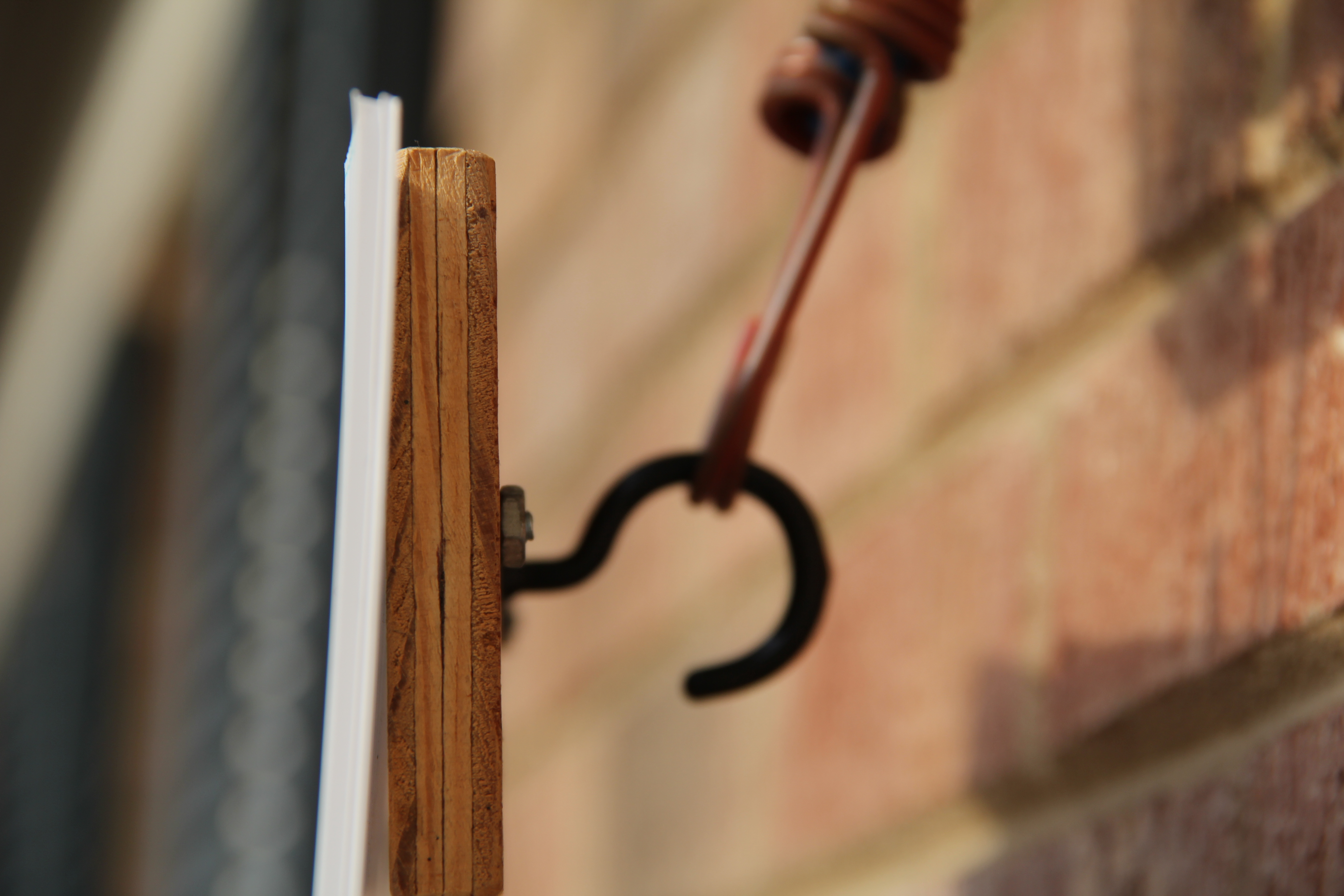 Picture of Attach Eye-Hook for Hanging