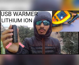 DIY Electric Hand Warmer