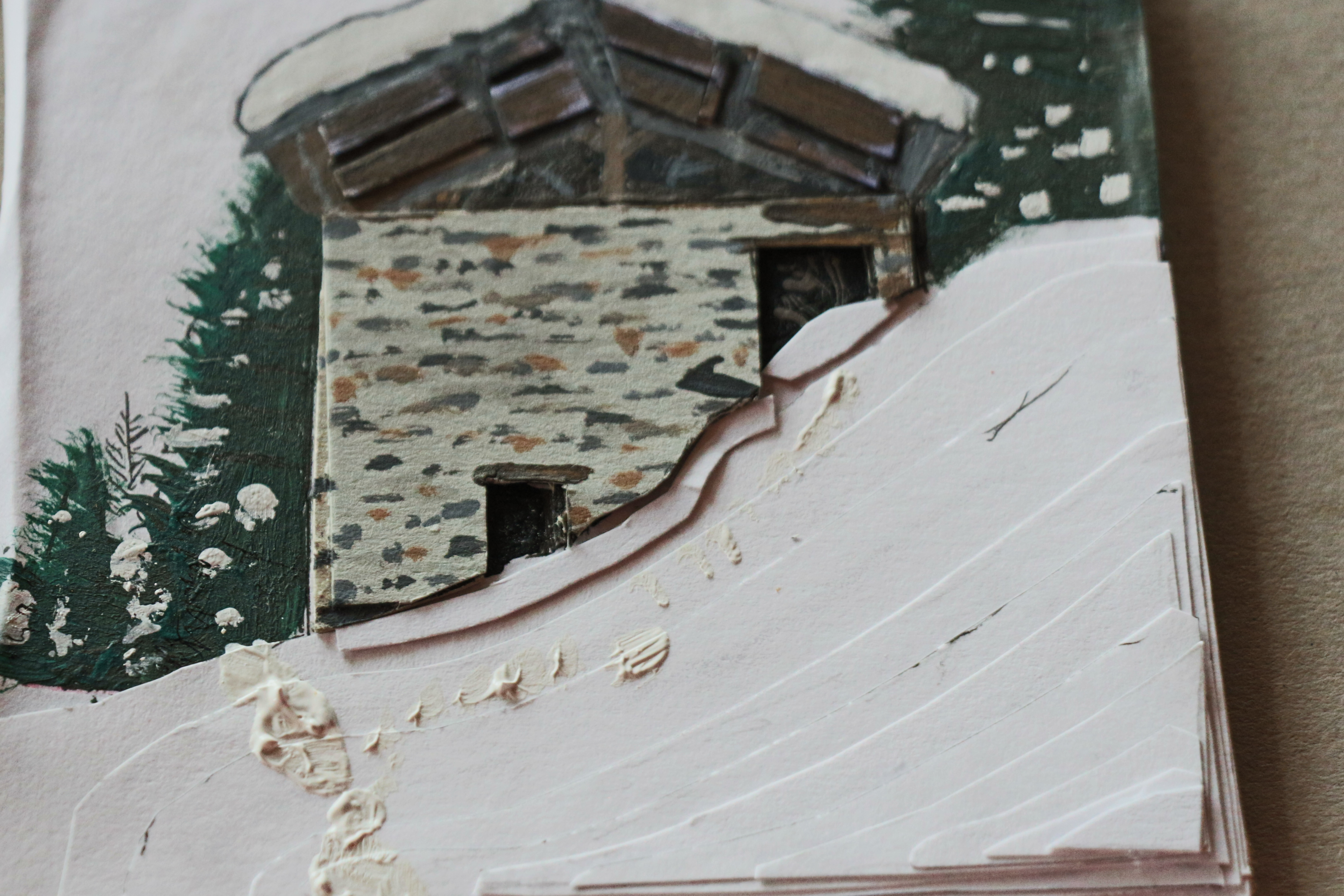 Picture of Bringing Depth and Texture to the Snow