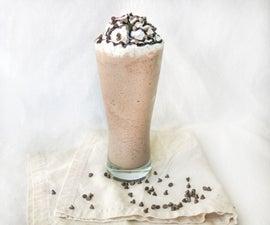 Double Chocolaty Chip Frappuccino Recipe