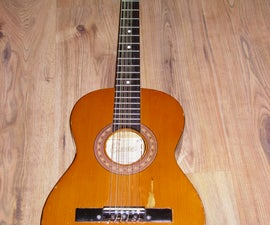 How to Make/convert a 6 String Guitar to a 12 String Guitar
