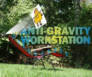 Anti-Gravity Workstation (with Standing Option)