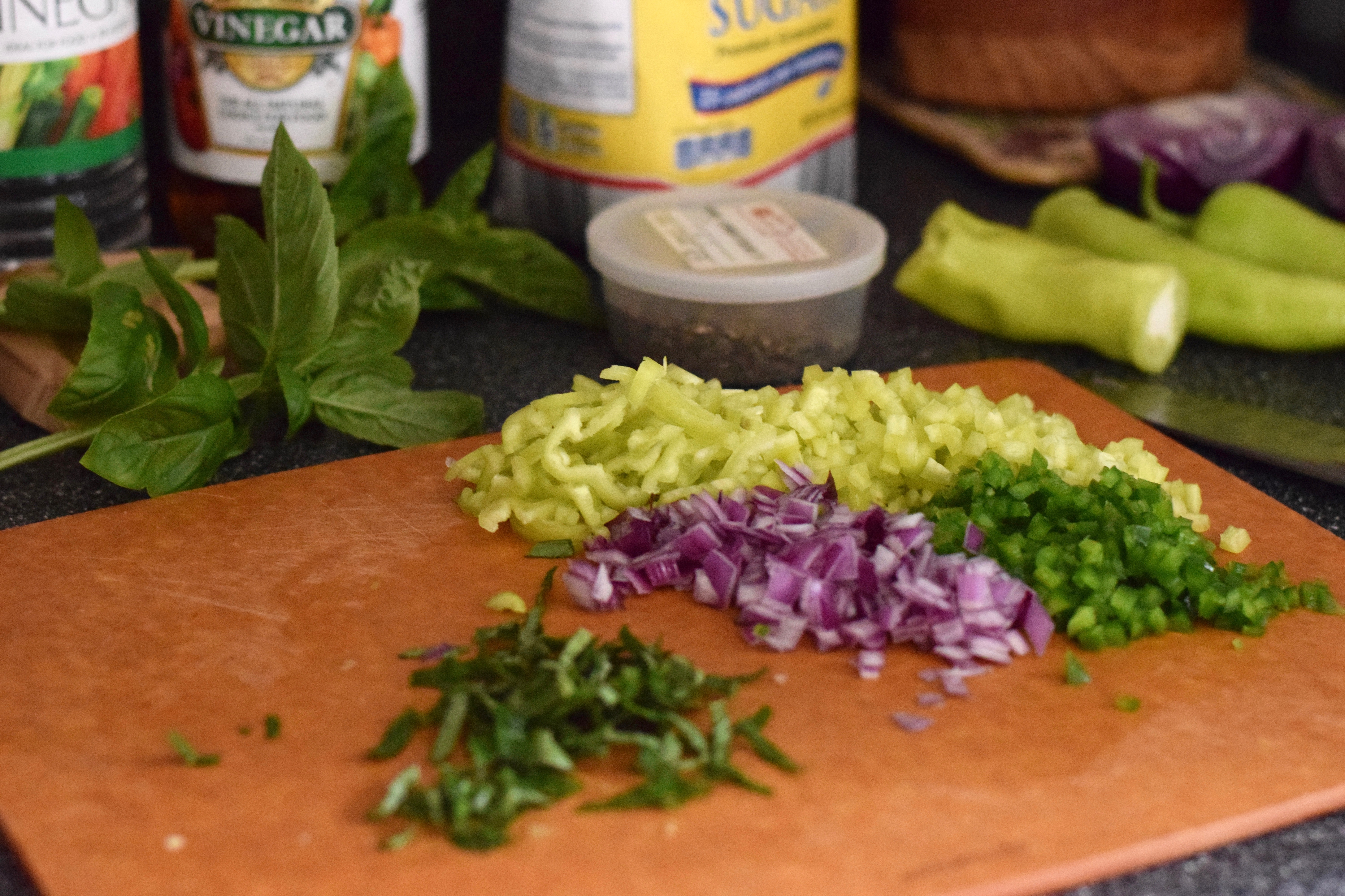 Picture of Chop & Prep the Vegetables