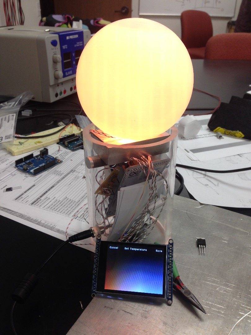 Picture of Flux Lamp