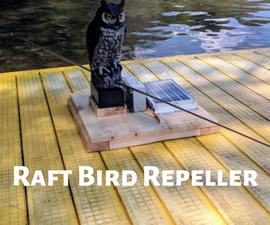 Raft Bird Repeller