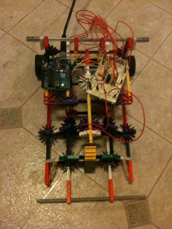 Arduino Robot for Lowest Cost