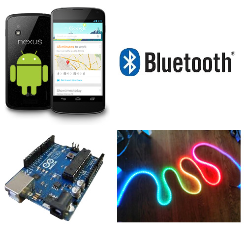 Picture of Control RGB Lights From Android With Arduino & Bluetooth LE (BLE)