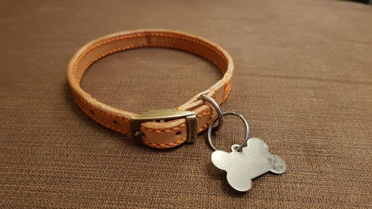 How to (Re) Make Your Dog's Collar