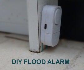 Household DIY FLOOD Detector