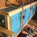 Reclaimed Lumber Scalable-size Wood Kiln