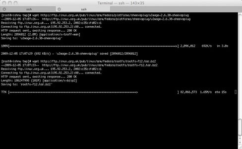 Get the Distro and Kernel
