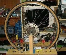 Cheap Bike Wheel Truing Stand