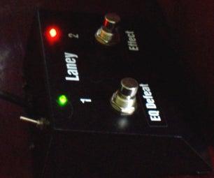Instala LEDs En El Pedal De Tu Amplificador.