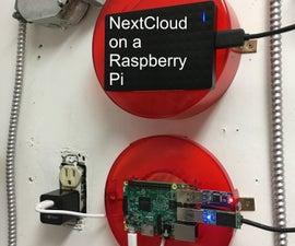 NextCloud on the Raspberry Pi - DIY Dropbox!