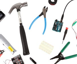 Robot Tools and Materials