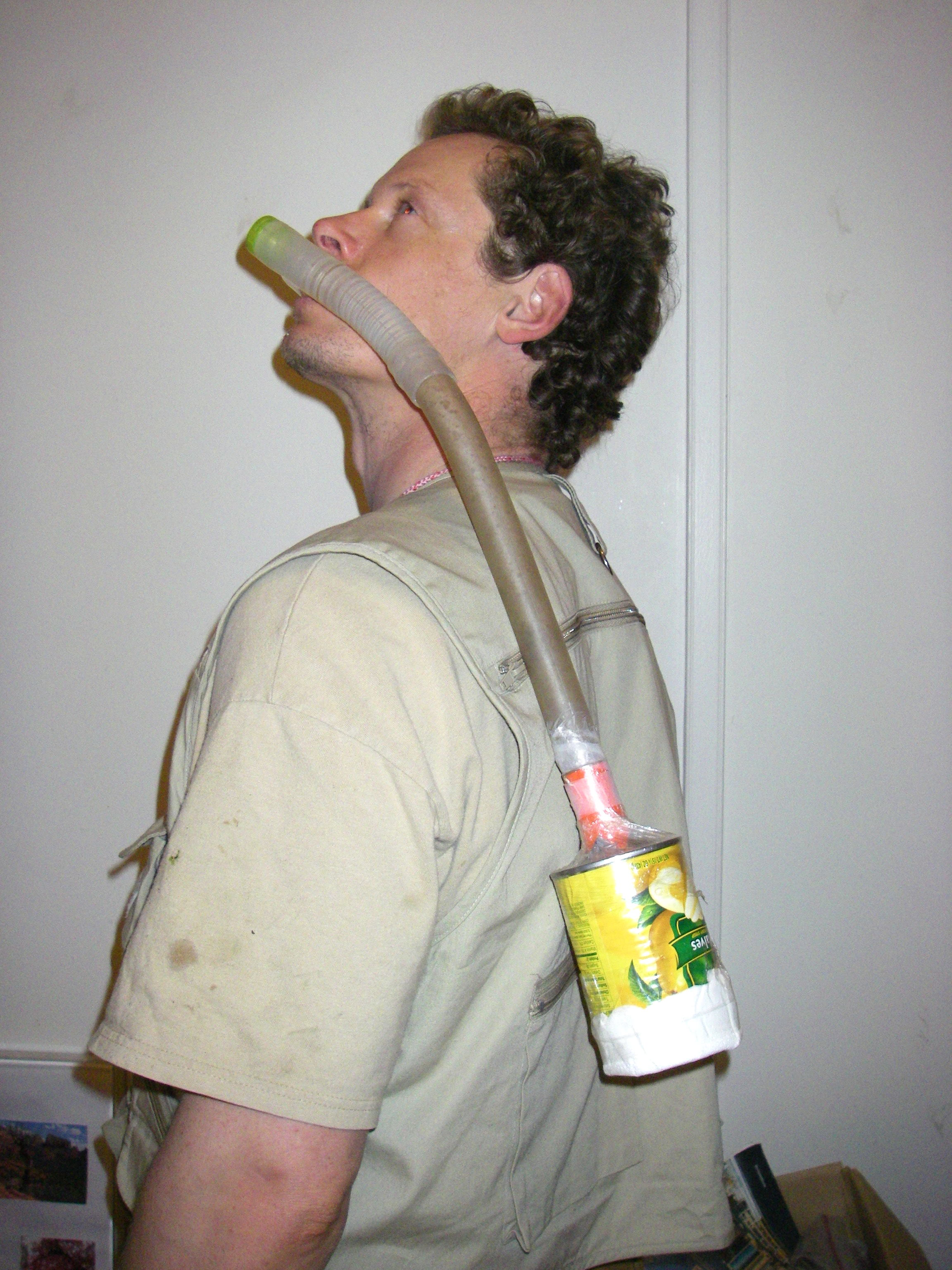 Picture of Improvised Gas Mask