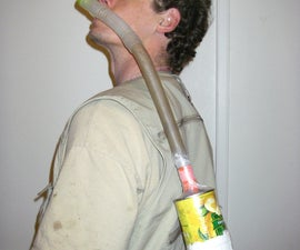 Improvised Gas Mask