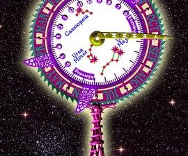 2d Nocturnal Celestial Stardial TJT1/6
