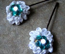 LED Hair Pins