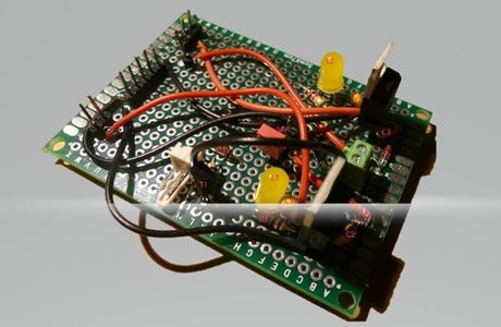 Solder the Power Supply 4/4