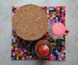the pi-coaster / decorative object