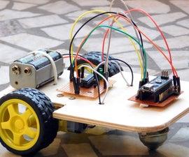 Multi-Purpose Plywood Robot Prototyping Base