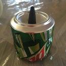 Improvised Inscence Burner (cones)