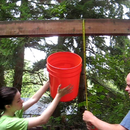 9-step Rube Goldberg-style Ice Bucket Challenge
