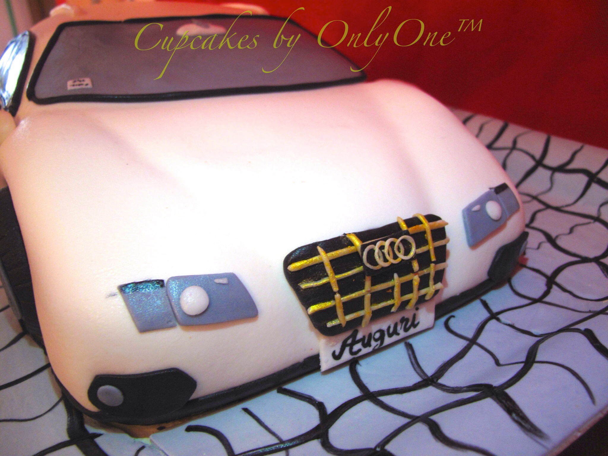 Picture of Car Cake