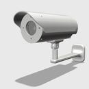 3d Printed Raspberry Pi Security Camera