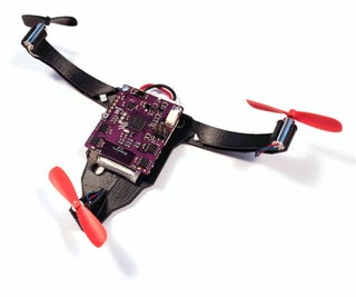 Blimpduino. the Indoor Drone