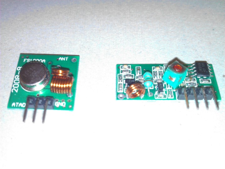 Picture of RC Multi Channel Arduino Proportional Transmitter / Receiver With Button Trimmers