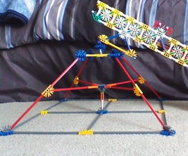 Knex Rifle Bipod