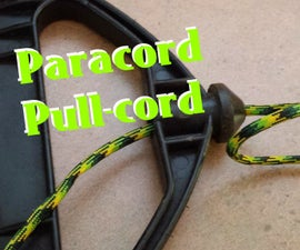 Paracord Pull-Cord