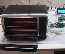DIY Soldering Reflow Oven