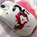 L4D2 logo gaming mouse