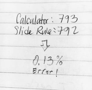 Interlude: Calculate the Filling Needed