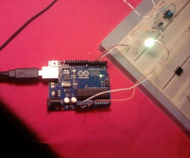 Fading RGB LED (Arduino)