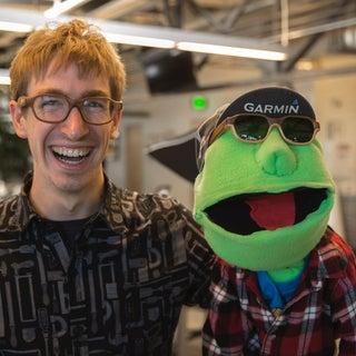 Make a Muppet Puppet!