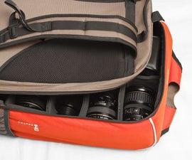 DIY Photo-Gear Backpack