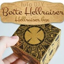 { HELLRAISER BOX }